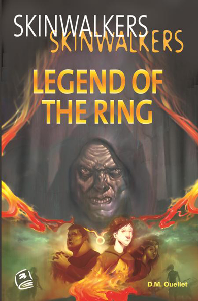 Legend of the Ring (Skinwalkers 1)