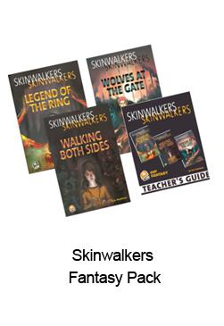 Skinwalkers Fantasy Pack