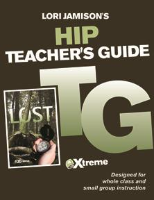 Lost – Teacher's Guide