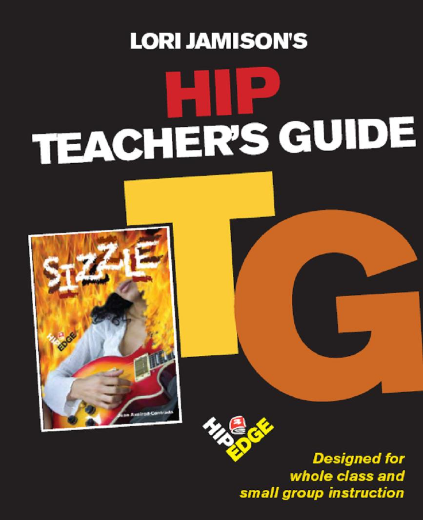 Sizzle – Teacher's Guide