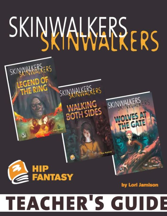 Skinwalkers Series – Teacher's Guide