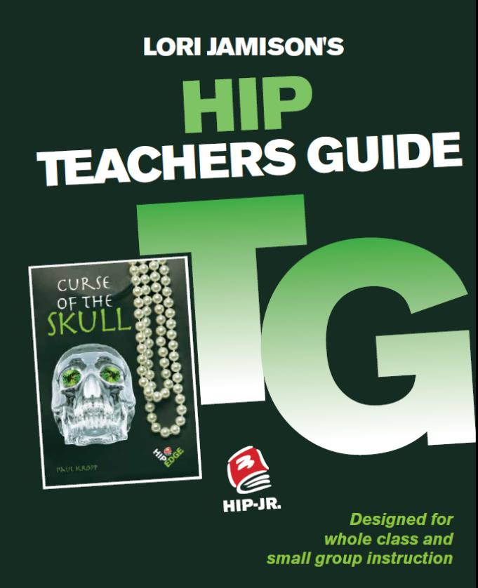 Curse of the Skull – Teacher's Guide
