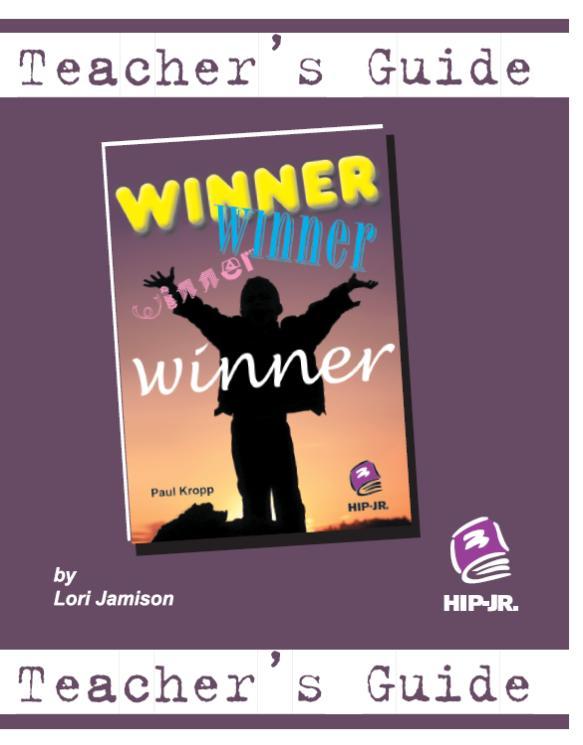 Winner – Teacher's Guide