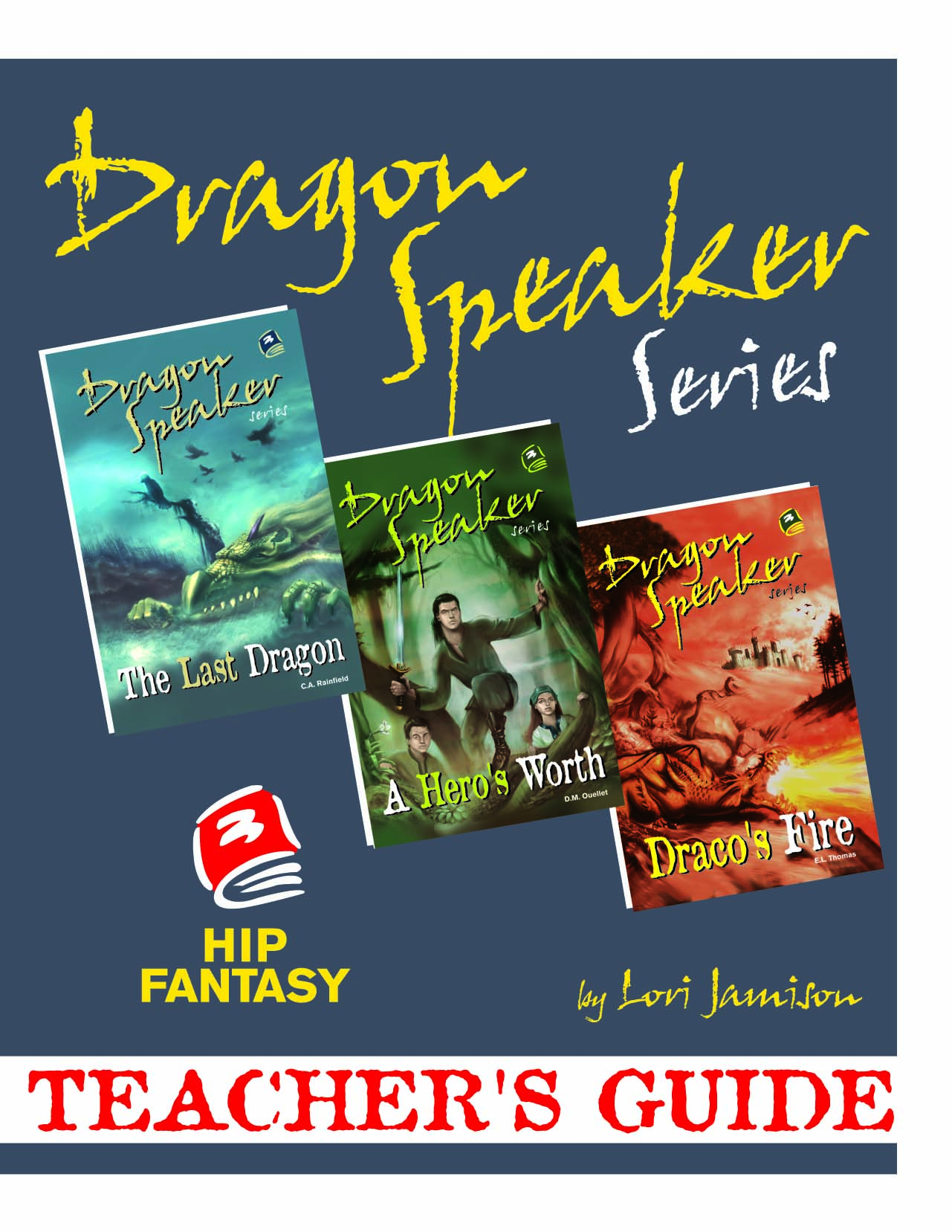 Dragon Speaker Series – Teacher's Guide