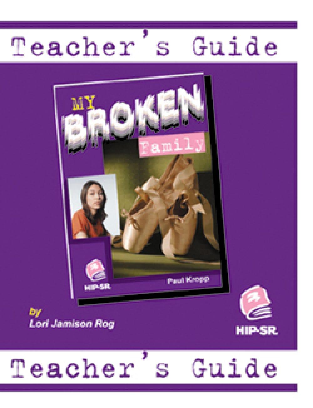 My Broken Family - Teacher's Guide