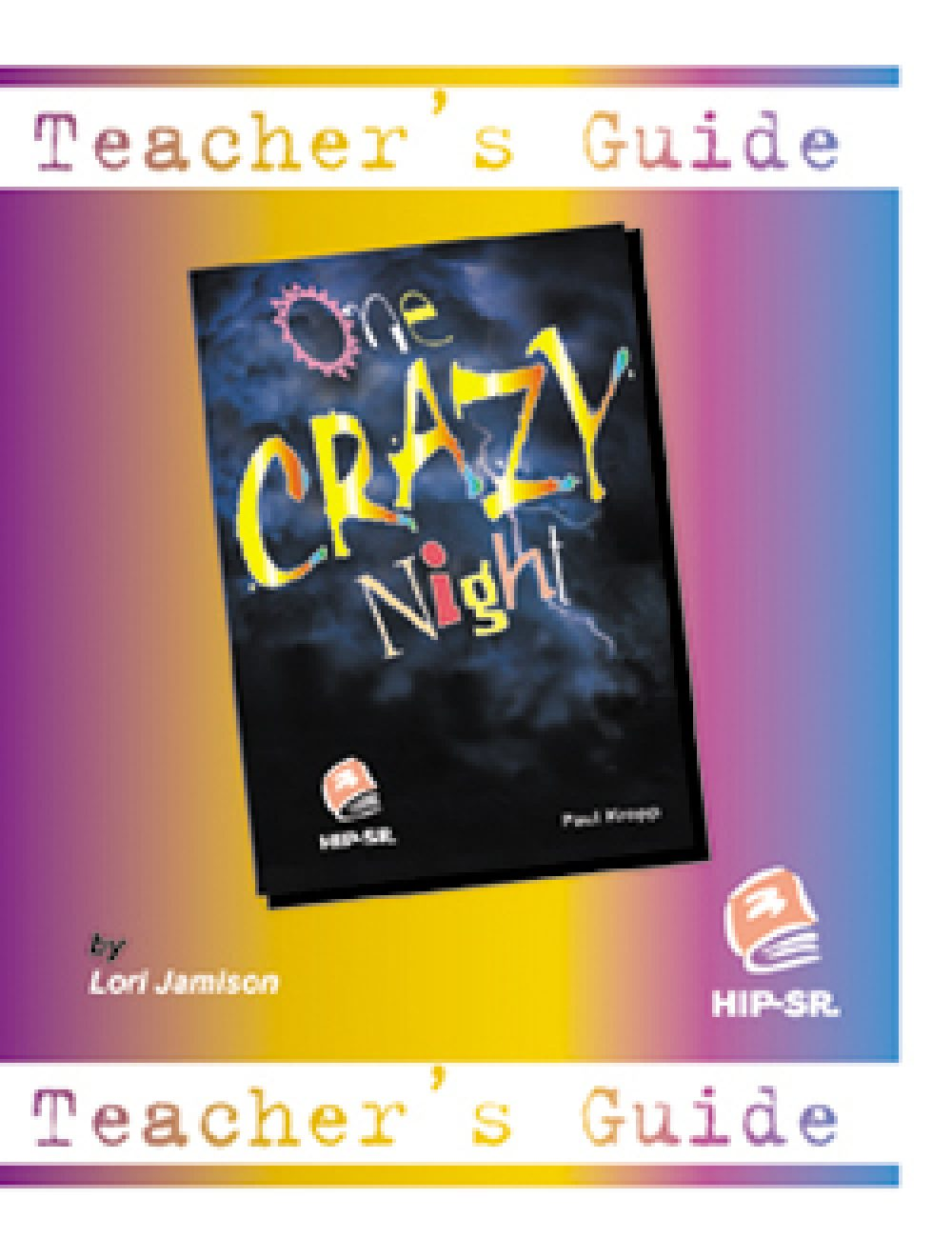 One Crazy Night - Teacher's Guide