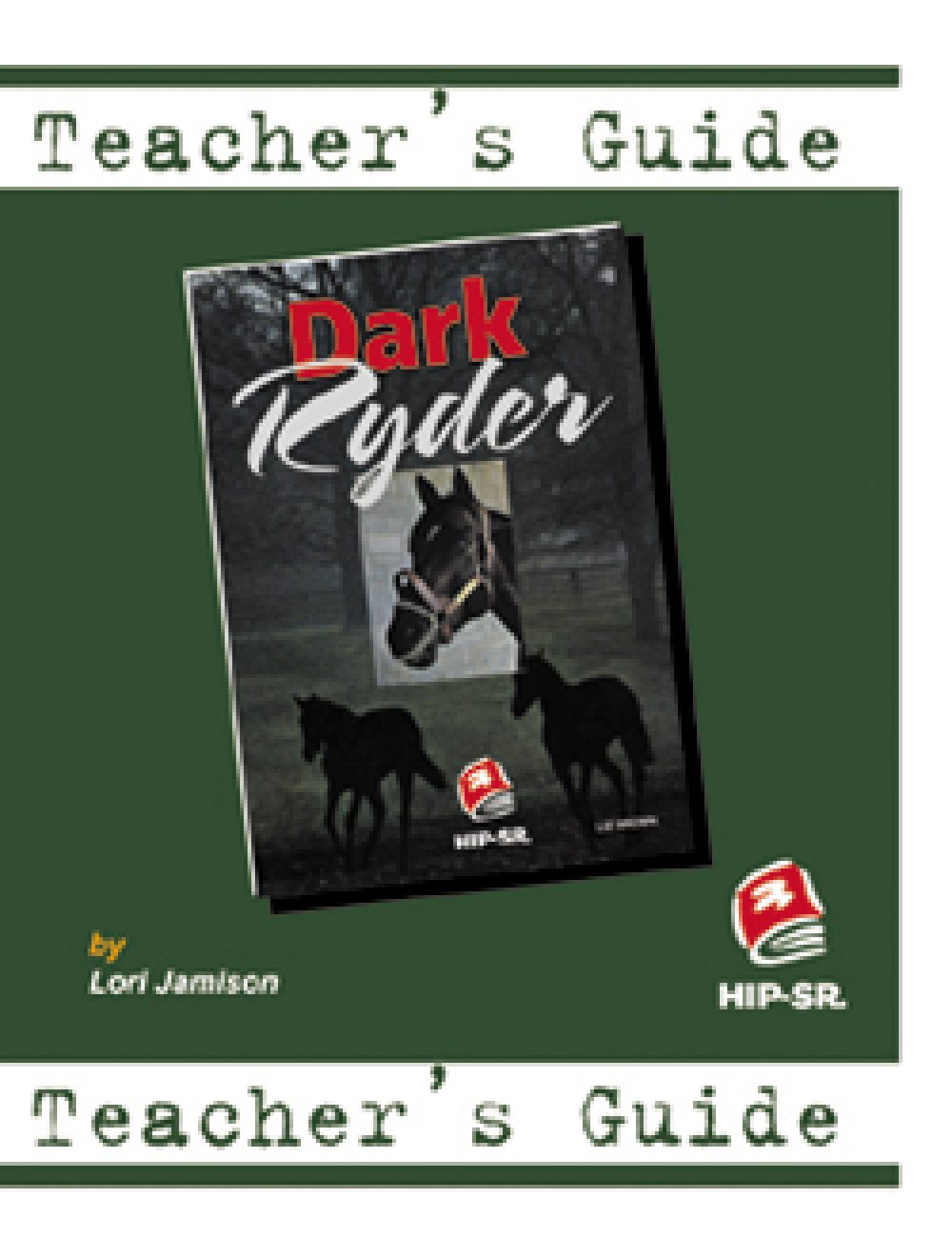 Dark Ryder - Teacher's Guide