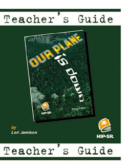 Our Plane is Down – Teacher's Guide