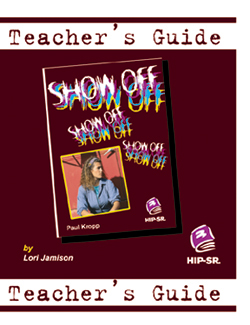 Show Off – Teacher's Guide