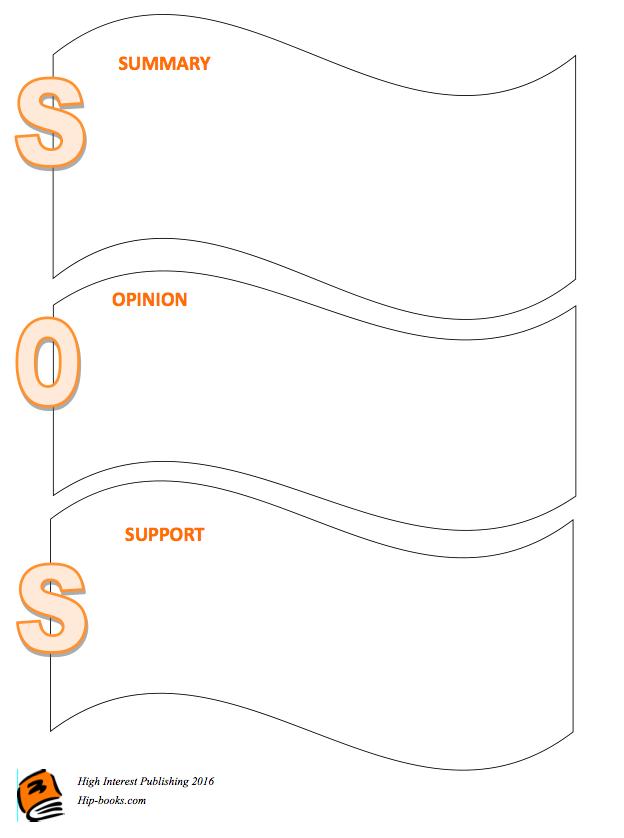 SOS organizer image