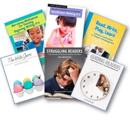Lori Book covers