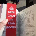 Keep CalmBookmark