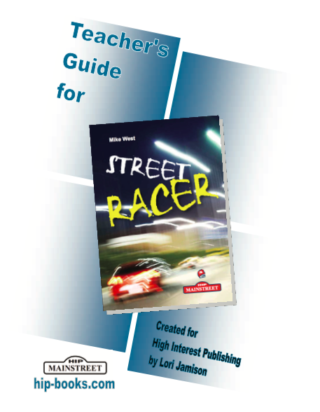 Street Racer – Teacher's Guide