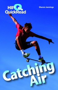 Catching Air front cover