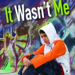 It Wasn't Me front cover
